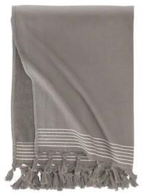 Walra Soft Cotton Hamamdoek 100x180cm 360 g/m2 Taupe 1211140