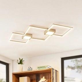 Makoto LED plafondlamp, 2-lamps, dimbaar - lampen-24