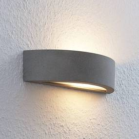 Elvira LED wandlamp halfrond, easydim - lampen-24