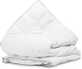 Velvet Half Dons 4-Seizoenen Dekbed White Wit 240 x 200