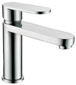 Wastafelmengkraan Best Design Horst Chroom Incl. flexibele aansluiting 3/8 inch