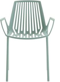 Fast Rion Armchair tuinstoel Light Blue