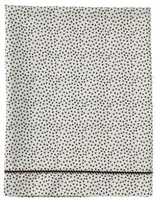 Mies & Co Cozy Dots wieglaken van katoen 80 x 100 cm