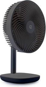 FlinQ Compacte Draadloze Ventilator Zwart