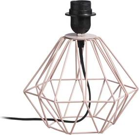 Lampvoet Wire Roze