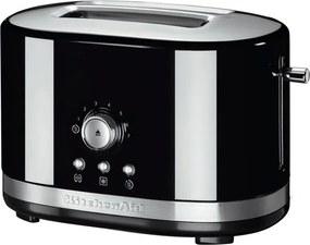 KitchenAid Broodrooster 2-slots 5KMT2116 - Onyx Zwart