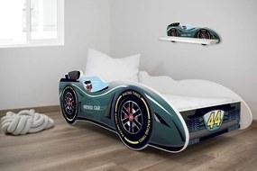 Kleuterbed Top Beds Formule 1 80x160 Lewis Incl. Matras