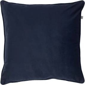 Kussenhoes Finn 45x45 cm donkerblauw