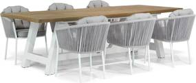 Santika Novita/Florence 260 cm dining tuinset 7-delig