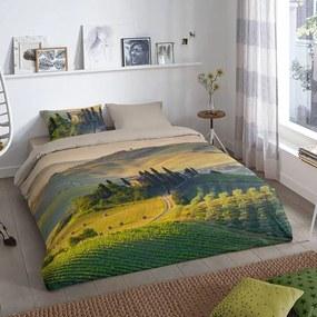 Good Morning Tuscan Lits-jumeaux (240 x 200/220 cm + 2 kussenslopen) Dekbedovertrek