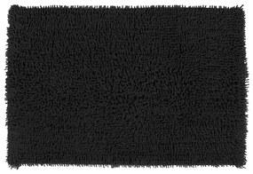 Badmat Differnz Priori Antislip 60x90 cm Katoen Zwart