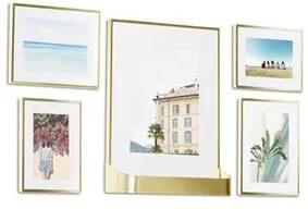 Matinee 5 Fotolijsten - Gold