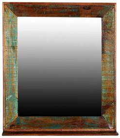 Spiegel Gerecycled Sloophout - 68x79cm