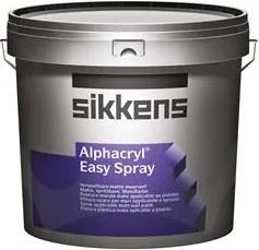 Sikkens Alphacryl Easy Spray - Mengkleur - 10 l