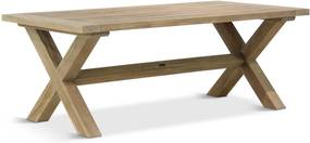 Garden Collection Oregon dining tuintafel 200 cm teak