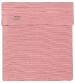 Wiegdeken - Roze - 75x100 cm