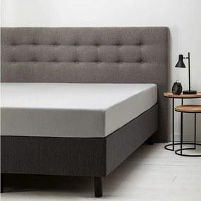 Fresh & Co 2-Pack Comfort Hoeslaken Jersey- Lichtgrijs 80/90 x 200/210/220 cm