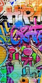 Strandlaken, 5481-P Graffity