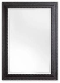 Barok Spiegel 91x167 cm Zwart - Dakota