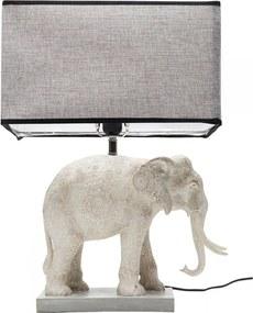 Kare Design Elephant Olifant Tafellamp