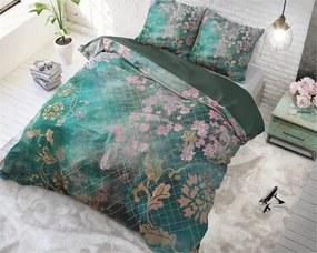 Tiran Flower Green Groen 240 x 220