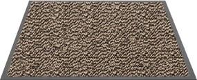 Schoonloopmat Beige - Mars - 90 x 120 cm