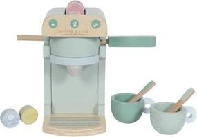 Houten Speelkoffiezetapparaat - Houten speelgoed
