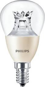 Philips MASTER E14 LED Lamp DimTone 6-40W P48 Warm Wit Dimbaar