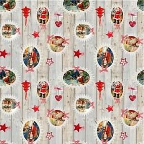 Kerst Tafelzeil Noel 140cm