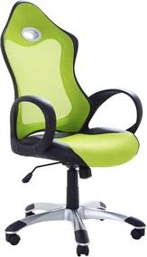 Computerstoel - Burostoel - Bureaustoel - iChair groen