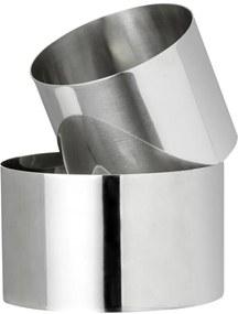 Bakringen - 2 Stuks (grijs)