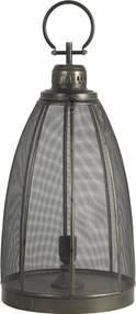 Tafellamp PRUEZ - donker brons - L
