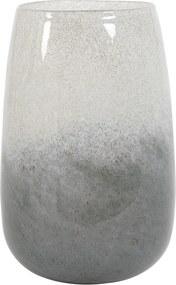 Vaas MADGEE - glas blauw-wit