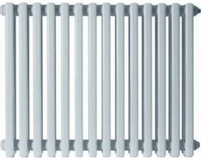 DRL Ekos Radiator (decor) H86.8xD9.3xL170cm 2958W Aluminium Wit R048034009010