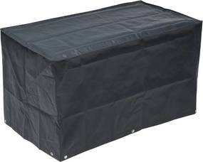 Beschermhoes voor barbecue grijs PE H58x103x58cm