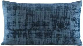 Sierkussen Floyd - blauw - 30x50 cm - Leen Bakker
