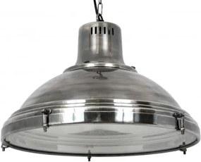 Agra Hanglamp Antiek Zilver