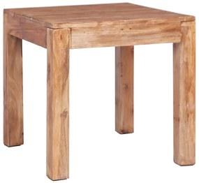 Salontafel 53x50x50 cm massief gerecycled hout