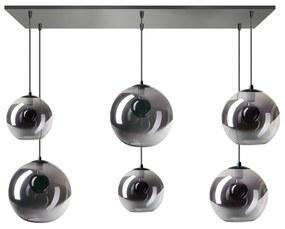 ETH Orb Speelse Hanglamp Met Glazen Bollen