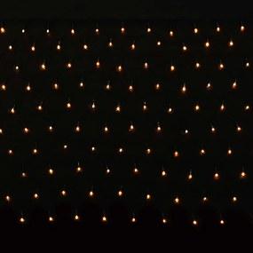 Kerstverlichting lichtnet 3.2 x 1.5 M (200 LEDs)