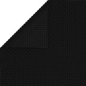 Medina Zwembadhoes 600x300 cm PE zwart