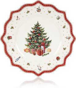 Villeroy & Boch Toy's Delight Kerst onderbord 35 cm