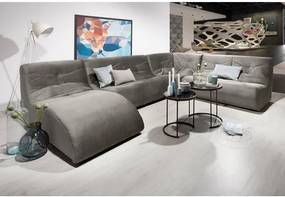DOMO Collection zithoek met relaxelement