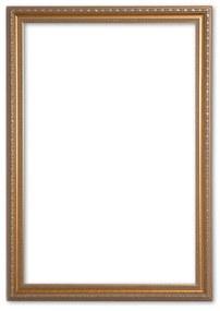 Klassieke Lijst 70x90 cm Goud - Sia