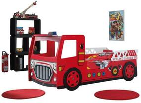 Vipack Fire Truck - Kinderbed