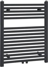 Best Design Zwart Zero radiator recht model 770x600mm 4008770