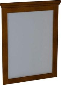 Cross Spiegel 60x80 Mahagon