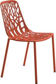 Fast Forest tuinstoel Coral Red