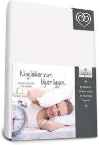 Molton hoeslaken comfort 140 x 220 cm