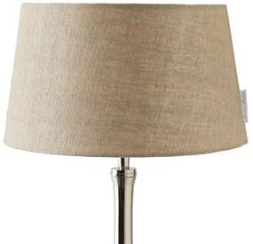 Rivièra Maison - Loveable Linen Lampshade natural 25x30 - Kleur: naturel